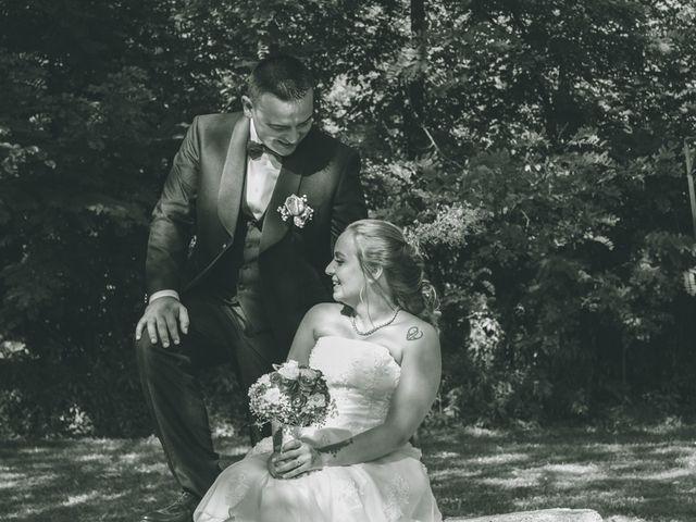 Il matrimonio di Marco e Giada a Giussago, Pavia 205