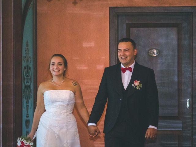 Il matrimonio di Marco e Giada a Giussago, Pavia 217