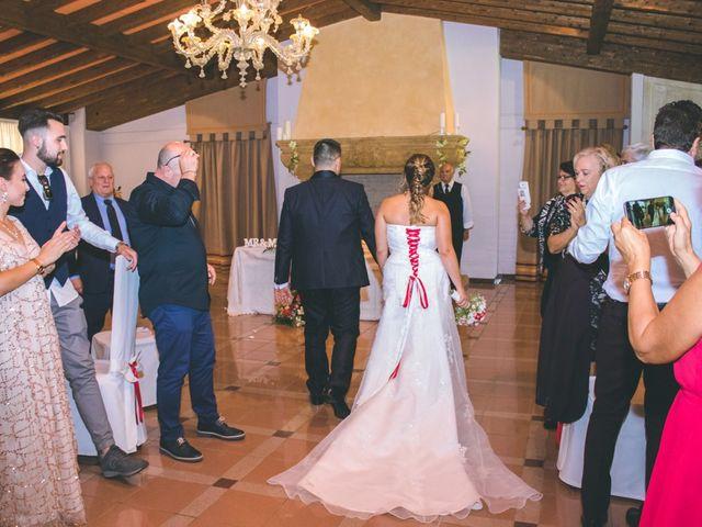 Il matrimonio di Marco e Giada a Giussago, Pavia 223