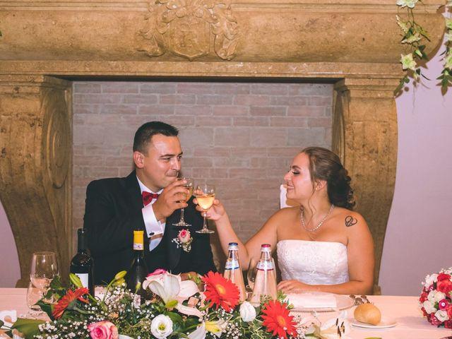 Il matrimonio di Marco e Giada a Giussago, Pavia 224