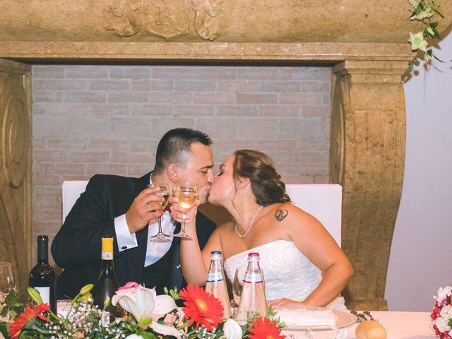 Il matrimonio di Marco e Giada a Giussago, Pavia 225