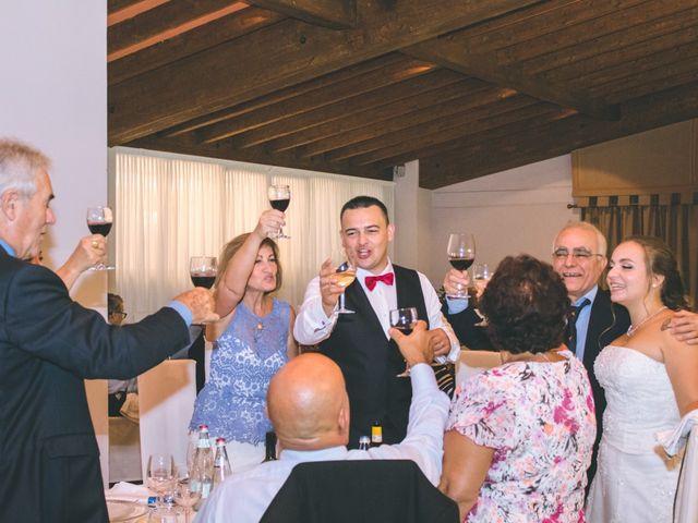 Il matrimonio di Marco e Giada a Giussago, Pavia 236