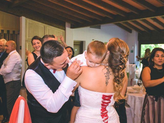 Il matrimonio di Marco e Giada a Giussago, Pavia 239