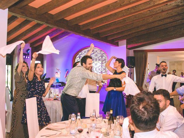 Il matrimonio di Marco e Giada a Giussago, Pavia 241