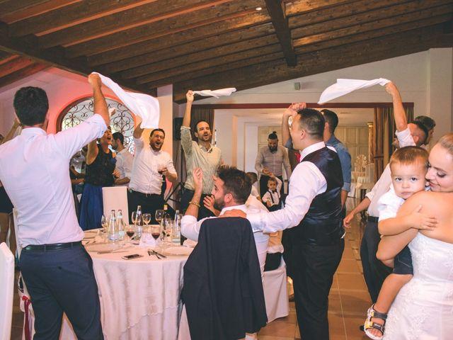Il matrimonio di Marco e Giada a Giussago, Pavia 242