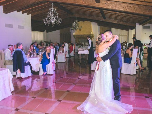 Il matrimonio di Marco e Giada a Giussago, Pavia 247