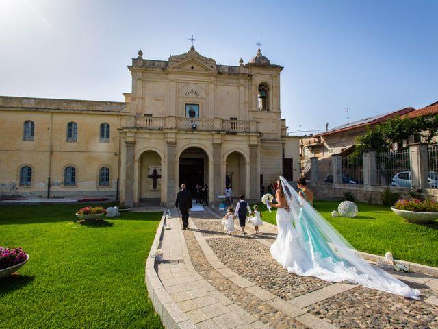 Il matrimonio di Antonio e Barbara a Nicotera, Vibo Valentia 1