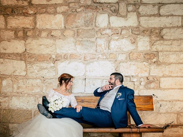 Le nozze di Azzurra e Antonio