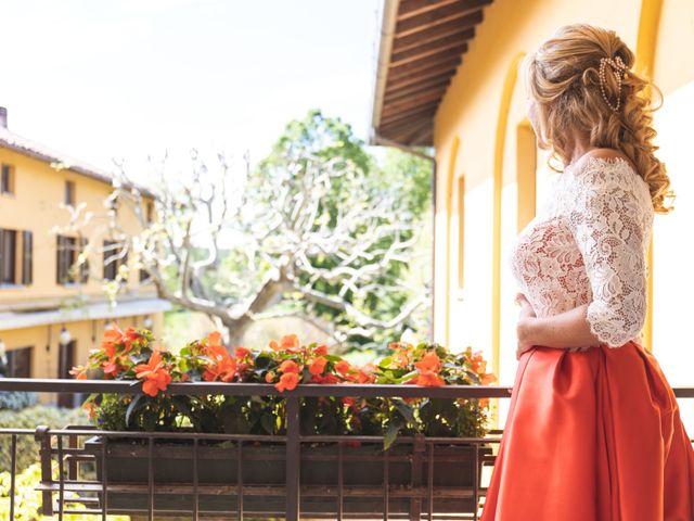 Il matrimonio di Diego e Letizia a Cantù, Como 10