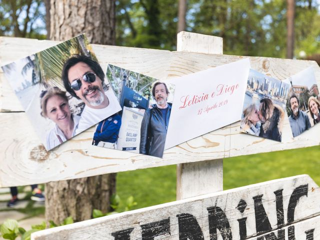 Il matrimonio di Diego e Letizia a Cantù, Como 16