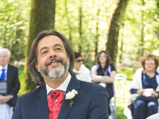 Il matrimonio di Diego e Letizia a Cantù, Como 24