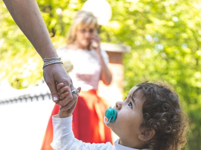 Il matrimonio di Diego e Letizia a Cantù, Como 25