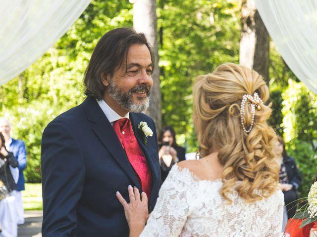 Il matrimonio di Diego e Letizia a Cantù, Como 30