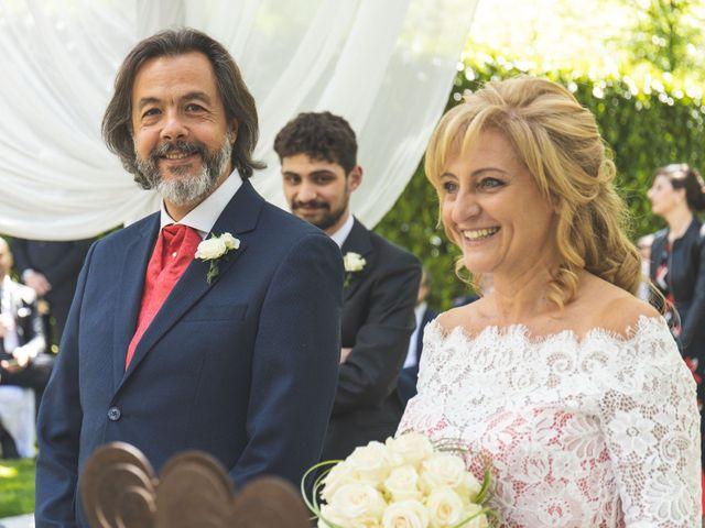 Il matrimonio di Diego e Letizia a Cantù, Como 31