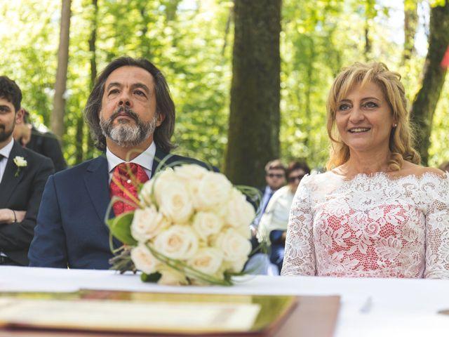 Il matrimonio di Diego e Letizia a Cantù, Como 32