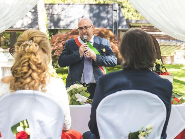 Il matrimonio di Diego e Letizia a Cantù, Como 33