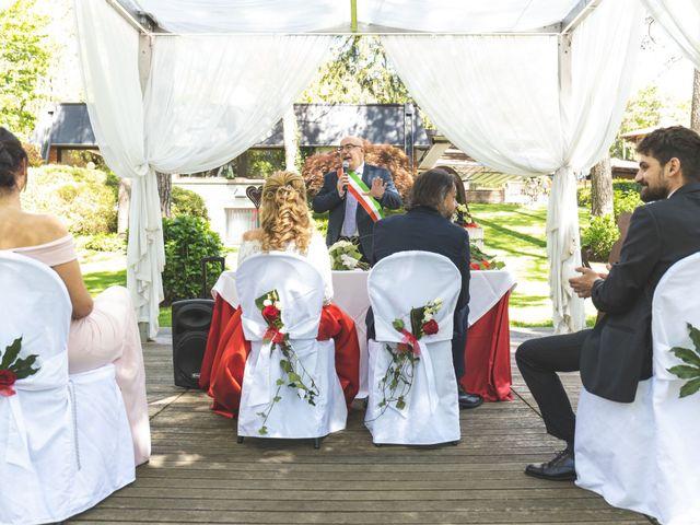 Il matrimonio di Diego e Letizia a Cantù, Como 34