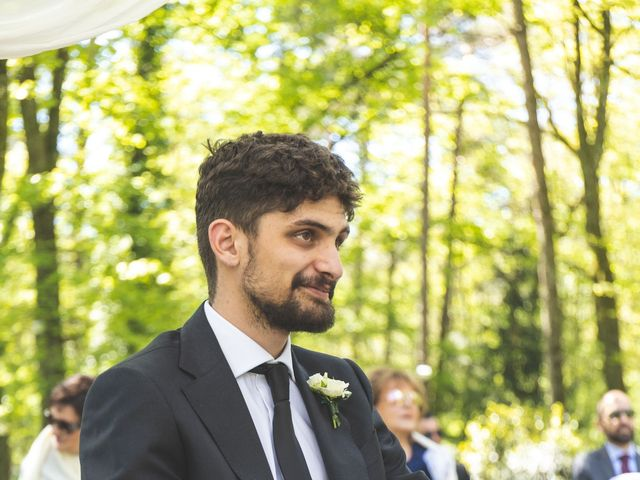 Il matrimonio di Diego e Letizia a Cantù, Como 35