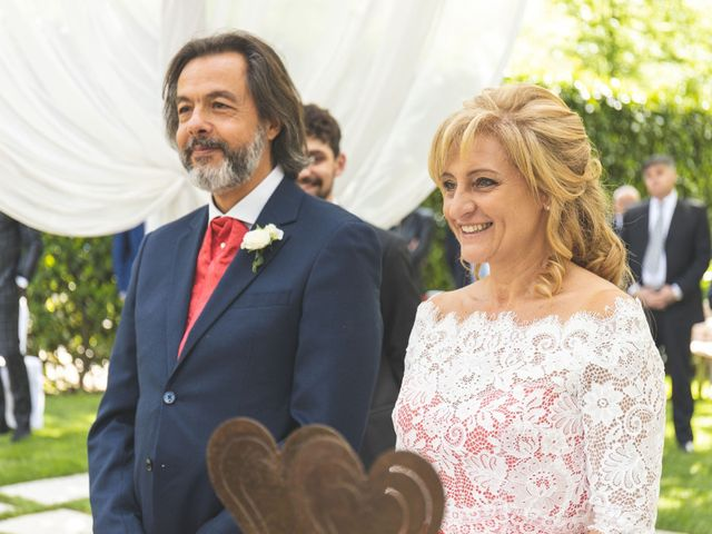 Il matrimonio di Diego e Letizia a Cantù, Como 36