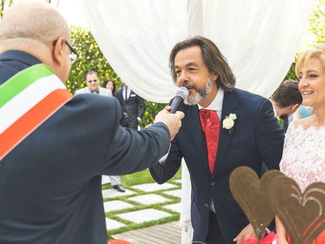 Il matrimonio di Diego e Letizia a Cantù, Como 37