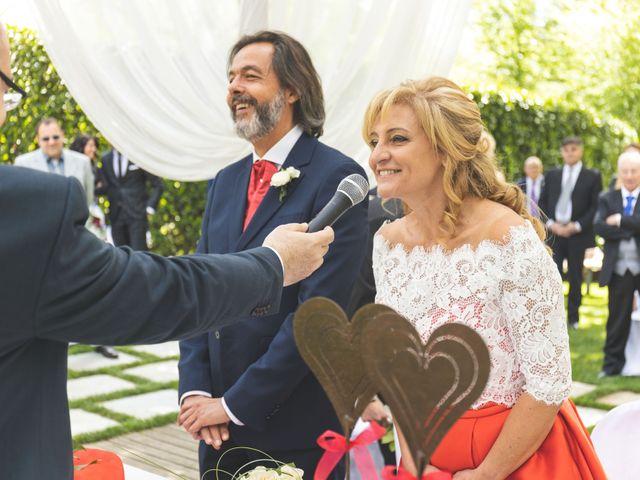 Il matrimonio di Diego e Letizia a Cantù, Como 38