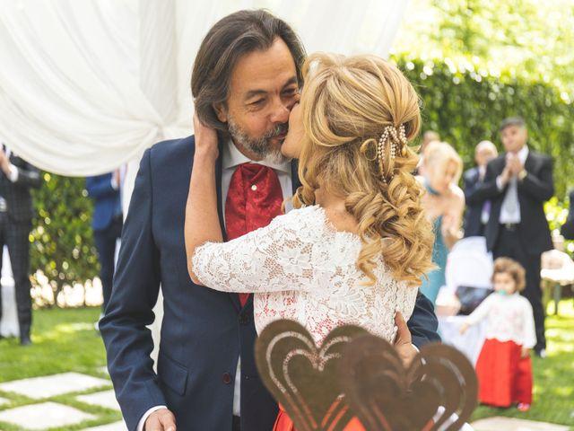 Il matrimonio di Diego e Letizia a Cantù, Como 39