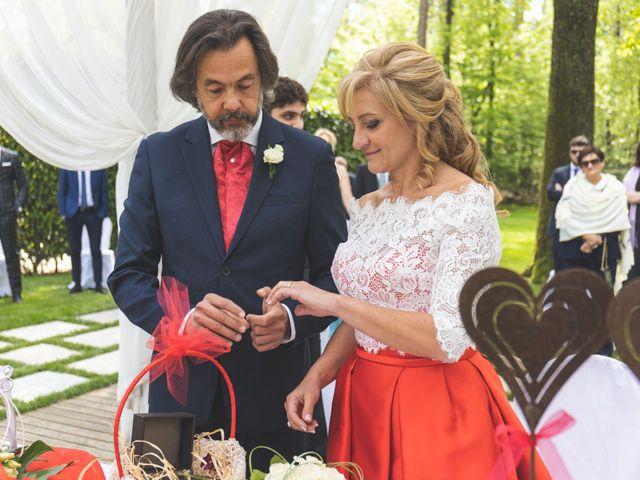 Il matrimonio di Diego e Letizia a Cantù, Como 41