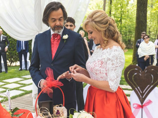 Il matrimonio di Diego e Letizia a Cantù, Como 42