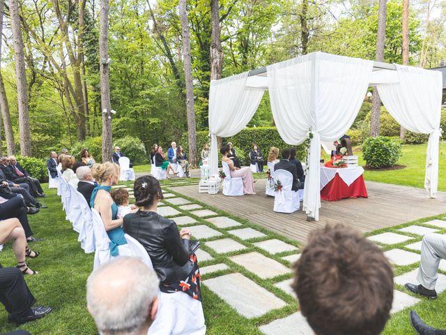 Il matrimonio di Diego e Letizia a Cantù, Como 44