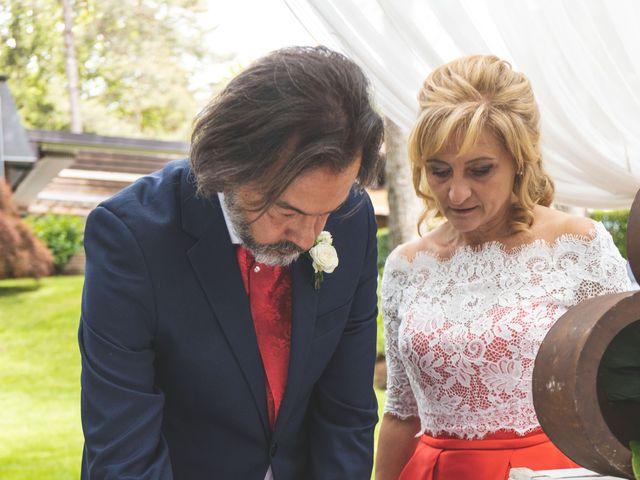 Il matrimonio di Diego e Letizia a Cantù, Como 46