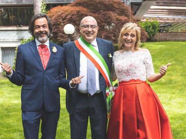 Il matrimonio di Diego e Letizia a Cantù, Como 48