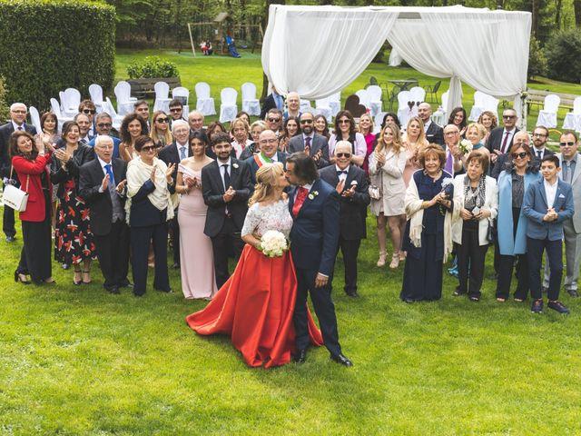 Il matrimonio di Diego e Letizia a Cantù, Como 49