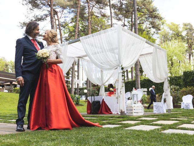 Il matrimonio di Diego e Letizia a Cantù, Como 52