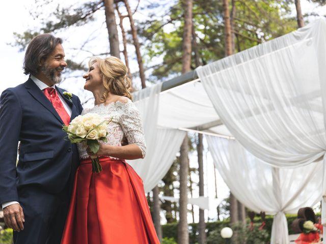 Il matrimonio di Diego e Letizia a Cantù, Como 53