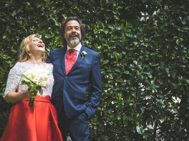 Il matrimonio di Diego e Letizia a Cantù, Como 54