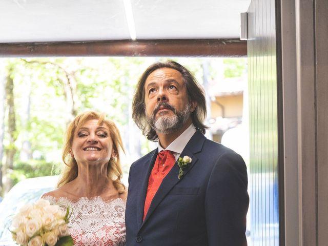 Il matrimonio di Diego e Letizia a Cantù, Como 59