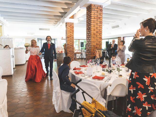 Il matrimonio di Diego e Letizia a Cantù, Como 60