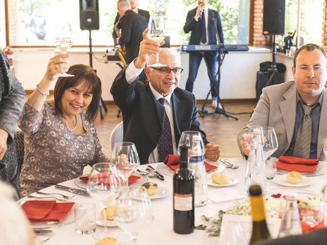 Il matrimonio di Diego e Letizia a Cantù, Como 65