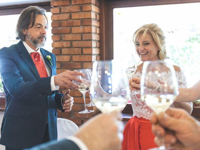 Il matrimonio di Diego e Letizia a Cantù, Como 71