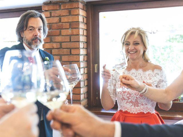 Il matrimonio di Diego e Letizia a Cantù, Como 72