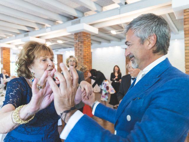 Il matrimonio di Diego e Letizia a Cantù, Como 77
