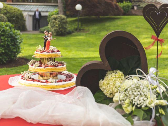 Il matrimonio di Diego e Letizia a Cantù, Como 85