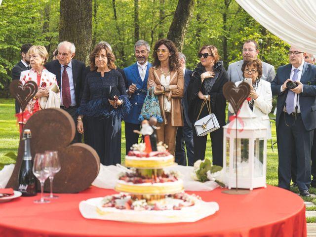 Il matrimonio di Diego e Letizia a Cantù, Como 86