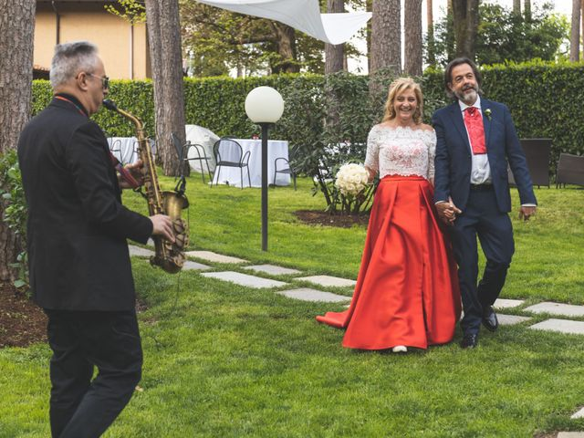 Il matrimonio di Diego e Letizia a Cantù, Como 87