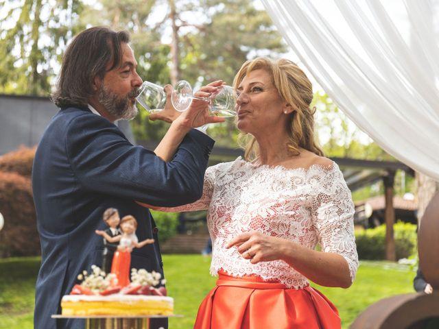 Il matrimonio di Diego e Letizia a Cantù, Como 90