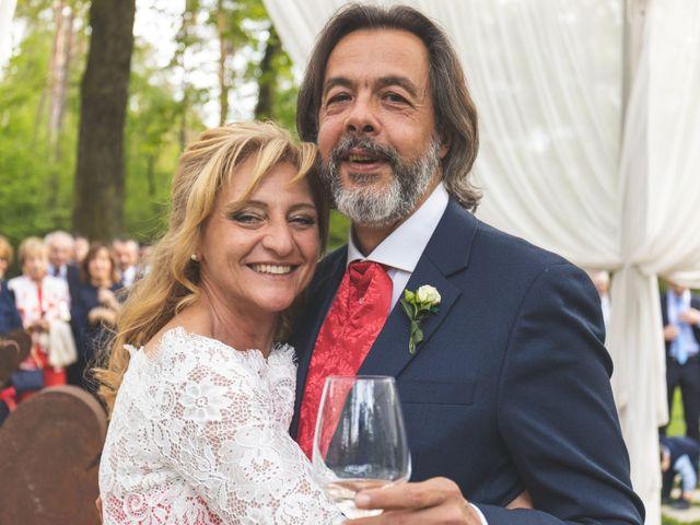 Il matrimonio di Diego e Letizia a Cantù, Como 92