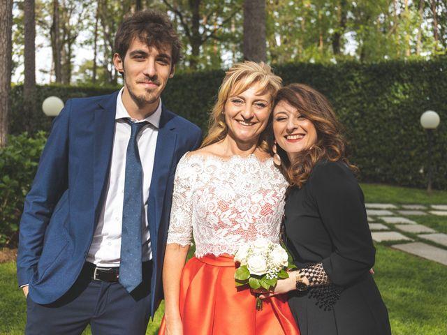 Il matrimonio di Diego e Letizia a Cantù, Como 96