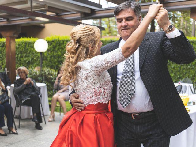 Il matrimonio di Diego e Letizia a Cantù, Como 100