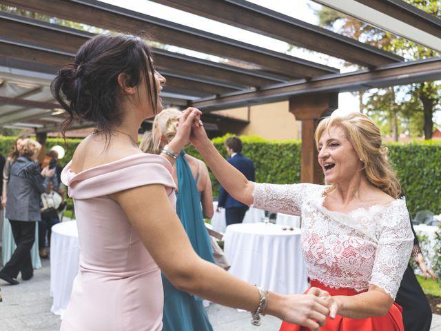 Il matrimonio di Diego e Letizia a Cantù, Como 107