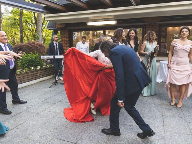 Il matrimonio di Diego e Letizia a Cantù, Como 114